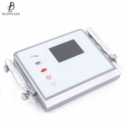 Biomaser high-level Intelligent Digtal Multi-functional Permanent makeup/Microblaidng machine kit P1