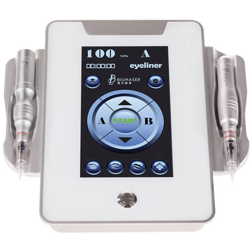 Biomaser MTS450 Touch Screen Permanent Makeup/PMU/Microblading Machine Kits With Two Handpiece